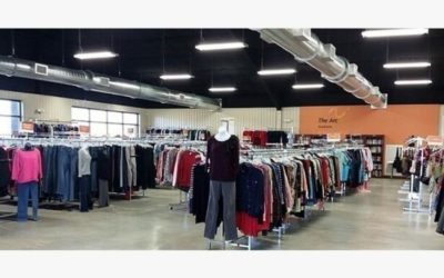 Thrift Store Shopping –  5 Reasons To Start Today!