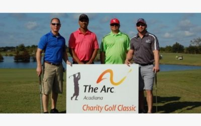 Join The Arc of Acadiana's 14th Annual Charity Golf Classic!