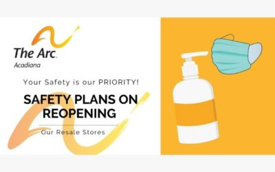 Our Safety Plans for Reopening Our Resale Stores
