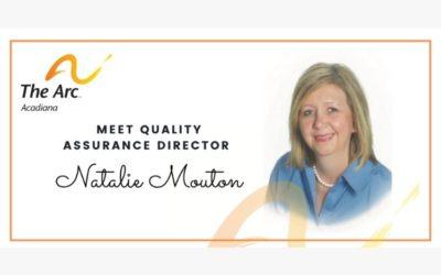 Meet Quality Assurance Director: Natalie Mouton