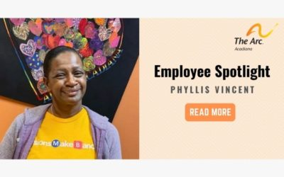 Employee Spotlight: Phyllis Vincent